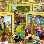 Ponte…nas Ondas! comparte no Brasil a súa práctica pedagóxica intercultural