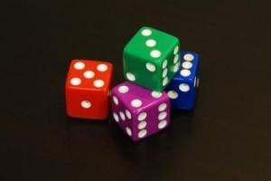 Todos os humanos comparten un sentido da probabilidade, igual que comparten un sentido do número / Wikipedia