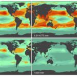 Perto de 269.000 toneladas de plásticos flotan nos océanos do planeta