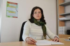 A profesora María José Vázquez Figueiredo coordina o proxecto de innovación educativa