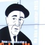 Terceira edición de 'No bico un cantar' adicada a Ramón Cabanillas