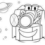 Envía un debuxo ao espazo!
