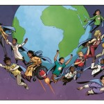 Obxectivo: cambiar o mundo (a mellor) en quince anos (desde a escola)