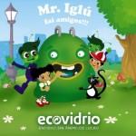 Mister Iglú fai amigos: un conto infantil para fomentar o reciclado de vidro