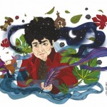 """Fase final do concurso escolar  de recitado poético """"Rosalía sempre viva"""""""