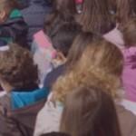 'No bico un cantar' xuntará medio milleiro de rapaces e rapazas en Cangas en homenaxe aos trobadores