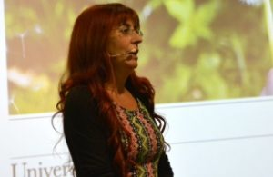 Montse Rivera (Leilía) - Imaxe: DUVI