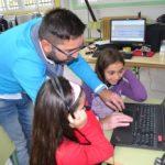 Ponte… nas Ondas! realiza 34 obradoiros de radio escolar na Eurorrexión
