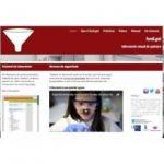 Funil.gal, laboratorio virtual de química