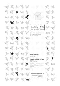 Refuxio para fauna, caixas niño