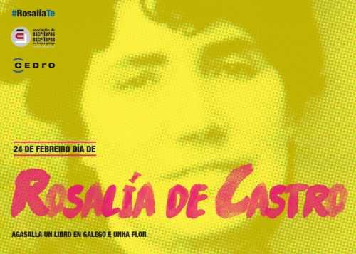 #rosalíate: Propostas cara ao 24 de febreiro - Día de Rosalía de Castro