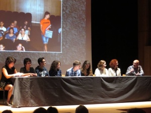 """Alumnado do IES Moncho Valcarce das Pontes gaña o """"Concurso de guións contra a violencia de xénero"""""""