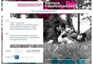 'Sorrisos trans*formadores' Exposición fotográfica