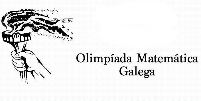 Olimpiada Matemática Galega 2º de ESO