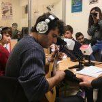 PNO abre o seu proxecto Escolas nas Ondas con 8 horas de directo desde Gondomar