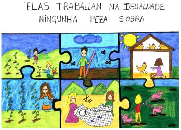 "Sexualidade e Igualdade de Xénero"", concurso de viñetas"