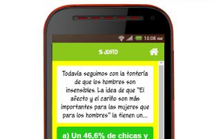DetectAmor, app para o fomento de relacións non machistas