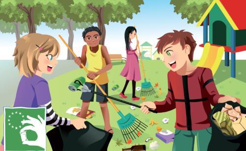 Limpemos Europa - Campaña de sensibilización cidadá en prevención de residuos