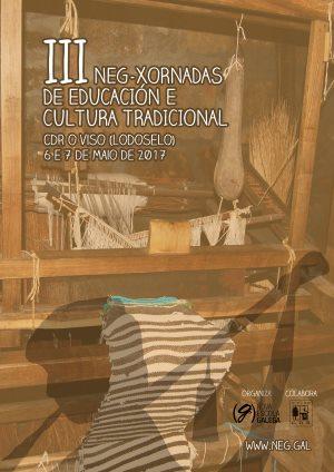 III Xornadas de Educación e Cultura Tradicional