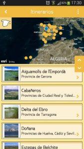 Guía de aves e itinerarios ornitolóxicos