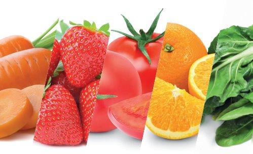 O 70% dos menores non come froita fresca e só un 3% máis dunha verdura ao día