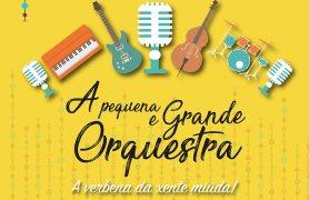 A pequena e grande orquestra é música de verbena, é diversión, son recordos en forma de cancións e tamén tendencia.
