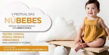 Festival das Núbebes – Artes Escénicas para Bebés e Familia