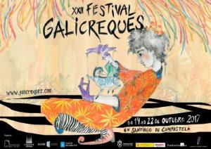 Un total de 26 compañías traen os seus espectáculos este outono ata o festival internacional Galicreques