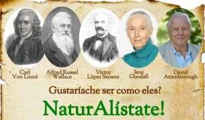 Actividade organizada polo colectivo Hábitat para coñecer a biodiversidade galega.