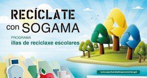 O programa Recícilate con Sogama inicia a súa sexta edición na aposta en prol de, entre outros, valores de civismo, convivencia, solidariedade e responsabilidade.