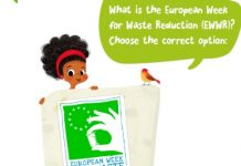 Que é a European Week for Waste Reduction (EWWR)?