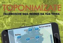 A toponimia é a disciplina que estuda os topónimos ou nomes propios de lugar: os das aldeas e parroquias, os dos ríos e leiras, os dos penedos e fontes.