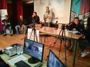 o Día Mundial da Radio (DMR) tivo como temática o mundo do deporte e a radio